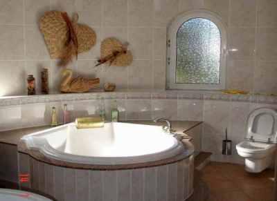 Grote luxe badkamer Casa Celesta